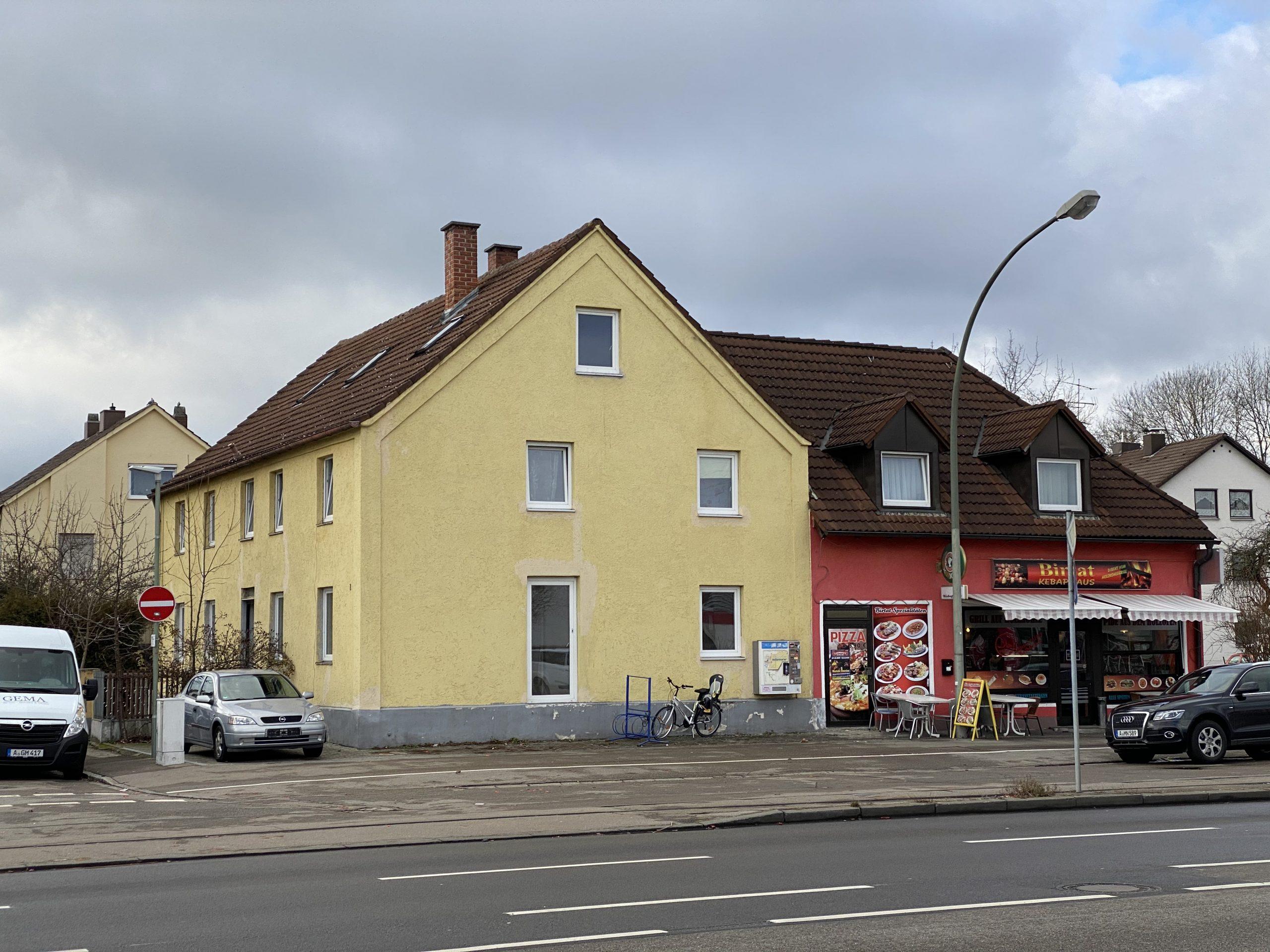 Senefelderstraße Augsburg
